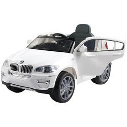 Voiture électrique BMW X6 blanche 12V