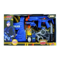 Coffret set policier avec armes