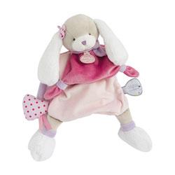 Doudou Marionnette Chien toopi girl