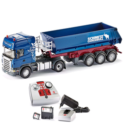 Camion benne Scania radiocommandé