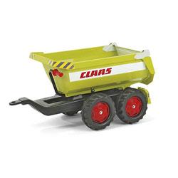 Remorque Halpipe Class pour tracteur