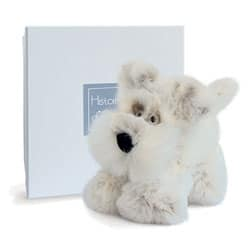 Peluche chien Scottish 25 cm