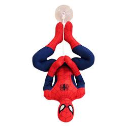 Peluche Spiderman 25 cm suspendu