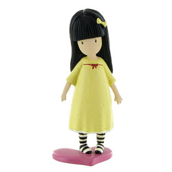 Figurine 10 cm The Pretend Friend Gorjuss