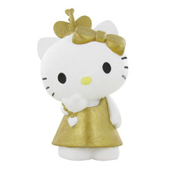 Figurine Hello Kitty or