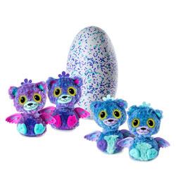Hatchimals surprise bleu violet