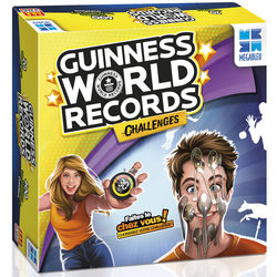 Jeu Guiness World Records Challenges