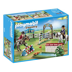 6930 - Parcours d'obstacles Playmobil Country