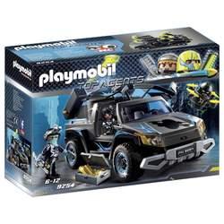 9254 - 4x4 des agents du Dr. Drone Playmobil Top Agents
