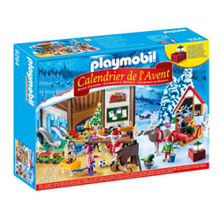 9264 - Calendrier de l'Avent Père Noël - Playmobil