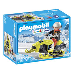 9285 - Moto-neige Playmobil Family Fun