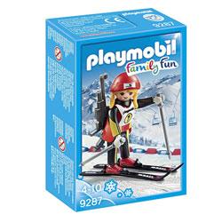 9287 - Figurine biathlète Playmobil Family Fun