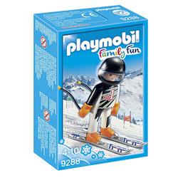 9288-Skieur alpin Playmobil Family Fun
