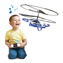 Mon premier drone radiocommandé