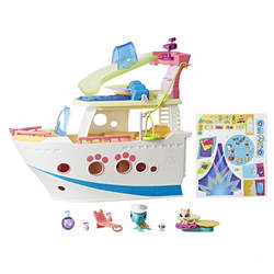 Le bateau de croisière - Littlest Petshop