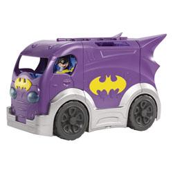 DC Super Hero Girls-Batgirl véhicule quartier général