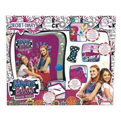 Maggie & Bianca Journal Secret Electronique