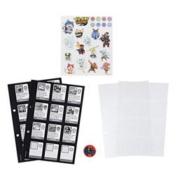 Yo-Kai Watch-Recharges de pages Medallium