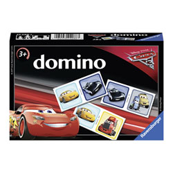 Dominos Disney Cars 3