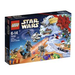 75184 - LEGO® STAR WARS - Calendrier de l'Avent