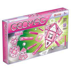 Geomag Pink 104 pièces
