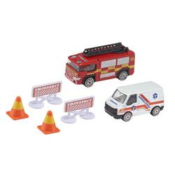 Set véhicule de secours