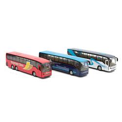Autobus en métal