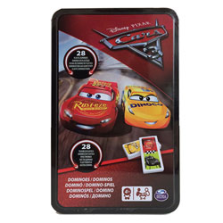 Cars 3 Domino 28 pièces