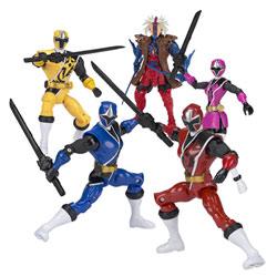 Power Rangers-Figurine 12 cm Ninja Steel