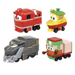 Robot Trains - Véhicule