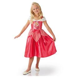 Disney Princesses-Déguisement Aurore 3/4 ans