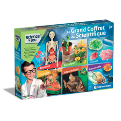 Grand coffret scientifique