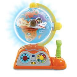 Lumi globe interactif