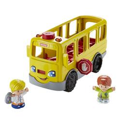 Little People-Le bus scolaire