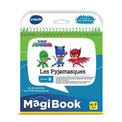 Magibook - Les Pyjamasques