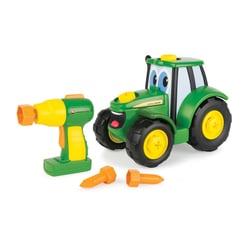 John Deere-Je construis mon tracteur johnny