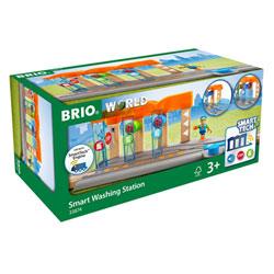 Brio 33874-Station de lavage locomotive intelligente