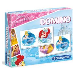 Dominos Disney Princesses