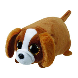 Tenny Tys-Peluche suzie le chien 8 cm