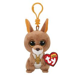 Beanie boo's-Porte-clés kipper le kangourou