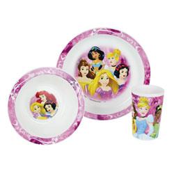 Ensemble repas Disney Princesses
