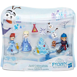 Mini figurines traditions d'Arendelle