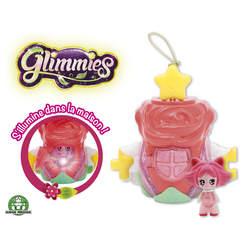 Maison Glimmies avec un Glimmies Rainbow Friends