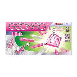 Geomag Pink 22 pièces