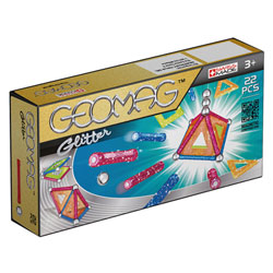 Geomag Glitter 22 pièces