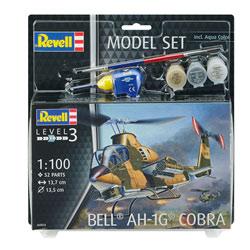 Maquette Bell Cobra AH-1G