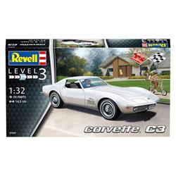 Maquette Corvette C3