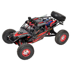 Buggy radiocommandé Pirate Rookie