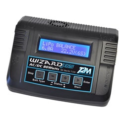 Chargeur Wizard X6S 80W