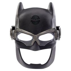 Justice League-Masque changement voix Batman